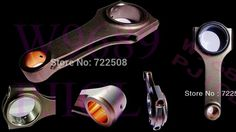 Top 5 Best Cheap Customized Forged Connecting Rod Reviews 2016  I put links to each Customized Forged Connecting Rod reviews at AliExpress page in the description So you can check out the other reviews at AliExpress.  1. Customized forged connecting rod 4340 H beam i shot peened for race type r engine modifying tuning enhancement quality warranty http://ali.pub/ynu2f  2. customized motorcycle connecting rod 4 stroke forged billet 4340 sports racing tuning building project turbo AAAAA free…
