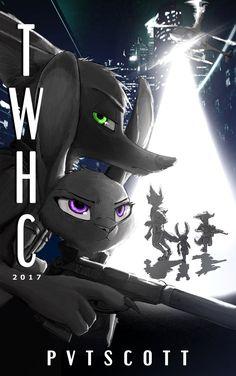 The Wilde-Hopps Chronicles (Cover 2017) by PvtScott