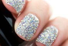 Nail Rock Nail Caviar Moon Silver - VanityRouge
