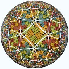 Circle Limit Escher