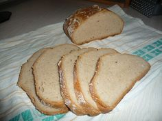 Amarathovo-pohánkový bezlepkový chlieb