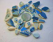 Sea Pottery Shards