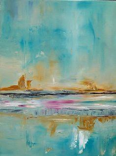 Echo Mist 1 by Barb Yates Dudding Oil