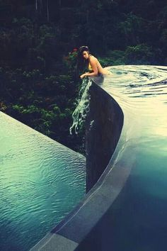 Things i want to do I would jump in to the other pool
