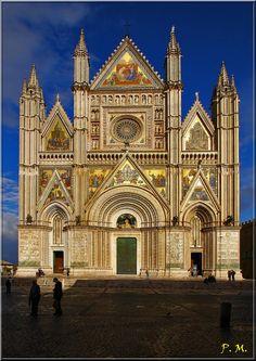 5df94eeeba Duomo di Orvieto, Umbria, Italy Umbria Italy, Tuscany, Italian Villa, Italy
