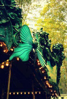 NYC bryant park