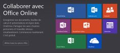Microsoft Office Online - Word, Excel et PowerPoint sur le web