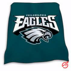 New Philadelphia Eagles Logo Blanket