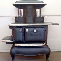 Freedom replica wood cook stove!