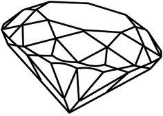 Dessin diamant