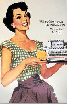Retro - Advertising shot by velotta. Pin Ups Vintage, Images Vintage, Retro Images, Vintage Artwork, Vintage Prints, Vintage Illustrations, Retro Advertising, Retro Ads, Vintage Advertisements