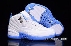 san francisco 5a305 0a048 Air Jordan 12 Womens Sky Blue White TopDeals, Price   78.63 - Adidas Shoes,Adidas  Nmd,Superstar,Originals