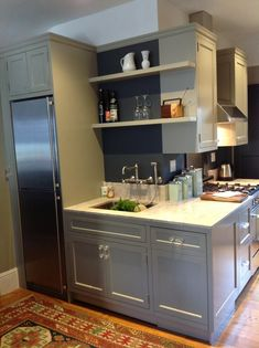 Maureen's Maximized & Upgraded Kitchen —  Small Cool Kitchens 2012