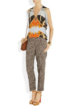 J.Crew- really like this for summer!