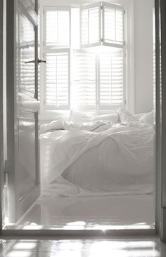 love glossy white
