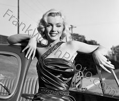 Marilyn Monroe Classic Portrait Set of How to Marry a Millionaire 1953