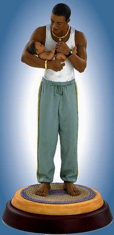 Cheetah Walker Artist Proof by Ebony Visions Thomas Blackshear Limited Edition Fine Art African Figurines, African American Figurines, Black Figurines, African American Dolls, Thomas Blackshear, African American Culture, Black Artwork, Art Sculpture, Afro Art
