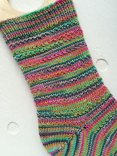 """Ravelry: Slippery Slopes Sock pattern by Michele Brown 