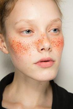 vivienne westwood beauty SS15 freckles powder