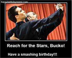 ef640f5cc1cdfc598354b7c1332ed379 Birthday Boys, Happy Birthday, Reaching For The Stars, Dance, Memes, Happy Brithday, Dancing, Urari La Multi Ani, Meme