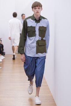 Comme des Garçons Shirt Spring 2017 Menswear Collection Photos - Vogue