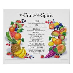 Truth Books The Fruit of the Spirit Galatians The traits, characteristics, or gifts of God to an individual are listed a. Slow To Speak, Slow To Anger, Love Joy Peace, Spirit Quotes, Fruit Of The Spirit, Sunday School Lessons, Bible Lessons, Daily Devotional, Daily Bible