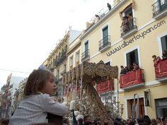 el Miércoles Santo fue el mejor día de la Semana Santa en Sevilla, con permiso de la Madrugá que es punto y aparte, el año próximo no duermo para disfrutar de ese momento