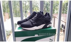 Puma Trinomic Blaze 360135-02 36-44 BLACK OREO WOMEN MEN Super Deals 32f344670