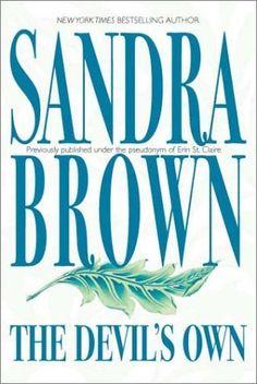 The Devil's Own by Sandra Brown, http://www.amazon.com/dp/1551667932/ref=cm_sw_r_pi_dp_jmSBsb0PJGP6S
