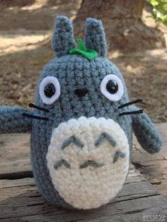 Personagens de Crochet - GEEKISS