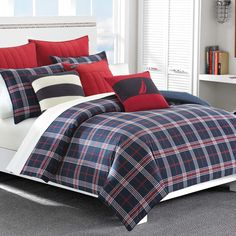 Found it at Wayfair - Clearbrook Duvet Cover Set