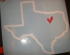 Vinyl: Texas with heart @VinylExpressions