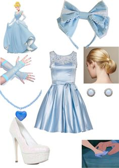 """""""Fairytale #2"""" by up-in-my-grill ❤ liked on Polyvore"""