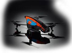 AR.Drone Blue