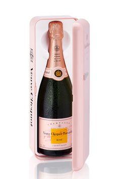 Veuve Cliquot Rosé  -  the only thing one drinks on ones birthday. @Jenn L Milsaps Hunt @Lynn