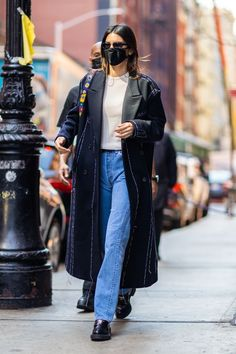 Kendall Jenner News, Kendall Jenner Outfits, Outfits Otoño, Fashion Outfits, Fur Fashion, Winter Fashion, My Life Style, Street Style, New York