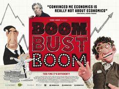 Boom Bust Boom, a film by Bill Jones, Ben Timlett and Terry Jones, Mr. Media Interviews