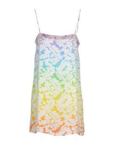 CHRISTOPHER KANE rainbow slip dress