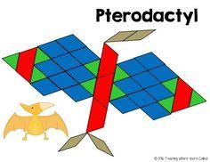 Dino Pattern Block Designs.pdf