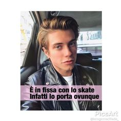 """Mi piace"": 82, commenti: 8 - Fede's Girl (@riki_benjiefede_fragola) su Instagram: ""Voi andate in skate? ❤"""