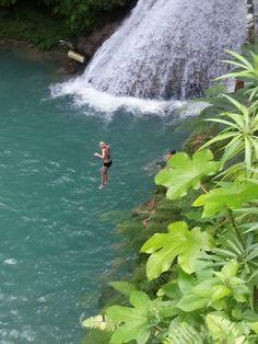 Irie Blue Hole, Ocho Rios, Jamaica