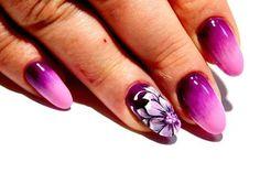 Красивый и простой дизайн ногтей. ТОП удивителные дизайны ногтей Цветок - YouTube