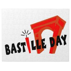 Bastille Day with Arc de Triomphe Puzzle Happy Bastille Day, Jigsaw Puzzles, Puzzle Games