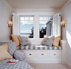 Love window seats