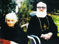 THE late Saint Mar Yosip and his mother