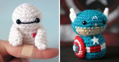 Every Year I Crochet Superheroes And Hide Them In San Diego For People To Find | Bored Panda