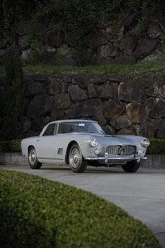 1960 Maserati 3500 GT - Click image to find more Cars & Motorcycles Pinterest pins