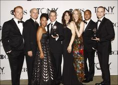 Team Clybourne Park, Best Play Tony winner #TonyAwards