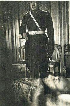 Mustafa Kemal ATATÜRK'ün vefatından 5 dakika sonra