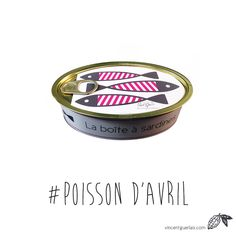 Poisson d'Avril #VincentGuerlais chocolatier Nantes